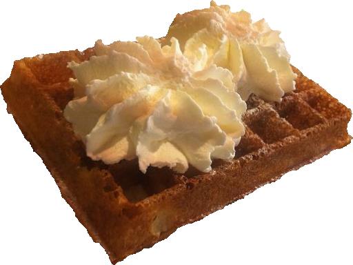Gaufre Double Crème